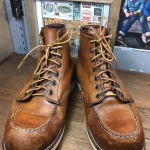 117. Vintage RED WING 875 made in USA size 8.5E