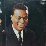Nat King Cole The Best Of Nat King Cole Volume 2 UK vinyl LP album (LP record)รหัส18459vn3