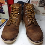 RED WING 8181 SIZE 8D