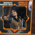 shirley bassey #greatest hits รหัส19459vn5