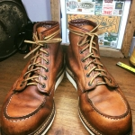 21. Red wing 1907 size 8D