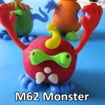 Monster-Funny face