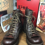 Wesco Jobmaster Work Boots size 9E Made in U.S.A ขายขาดทุนครับ 13500