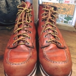 84. Vintage RED WING 8131 เบอร์7.5E