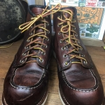127. Red wing 8138 size 7D