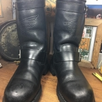 56. Red wing engineer size 8D
