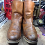 Red Wing 866 size11.5D/29.5cm