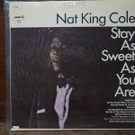 nat king cole # say sweet you are รหัส18459vn6