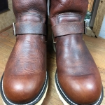 Vintage RED WING 2970 Engineer made in USA size 9D