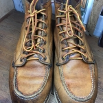 +2Vintage Red wing 875 หมาปั้ม ปี97 size 8+