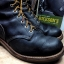 Vintage 1974 red wing green sole size 7.5E thumbnail 3