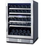 ตู้แช่ไวน์ 50 ขวด 2 อุณหภูมิ รุ่น SWV-0506