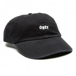 OBEY Jumble Bar Hat - Black