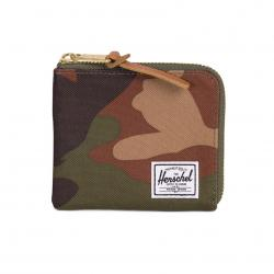 Herschel Johnny Wallet - Woodland Camo / RFID