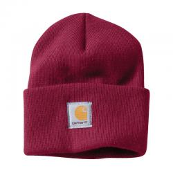 Carhartt Acrylic Watch Hat - Raspberry