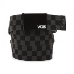 Vans Deppster II Web Belt - Black / Charcoal