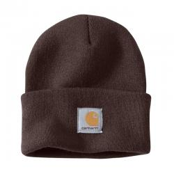 Carhartt Acrylic Watch Hat - Dark Brown