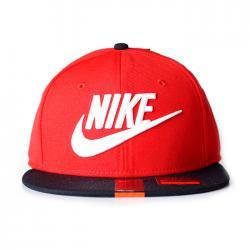 Nike Futura True 2 Snapback - University Red/Black