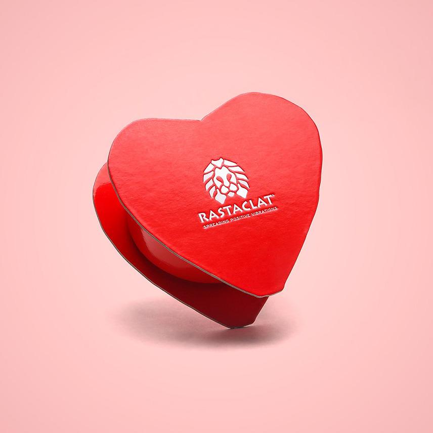 Rastaclat Valentine's Day - กล่อง