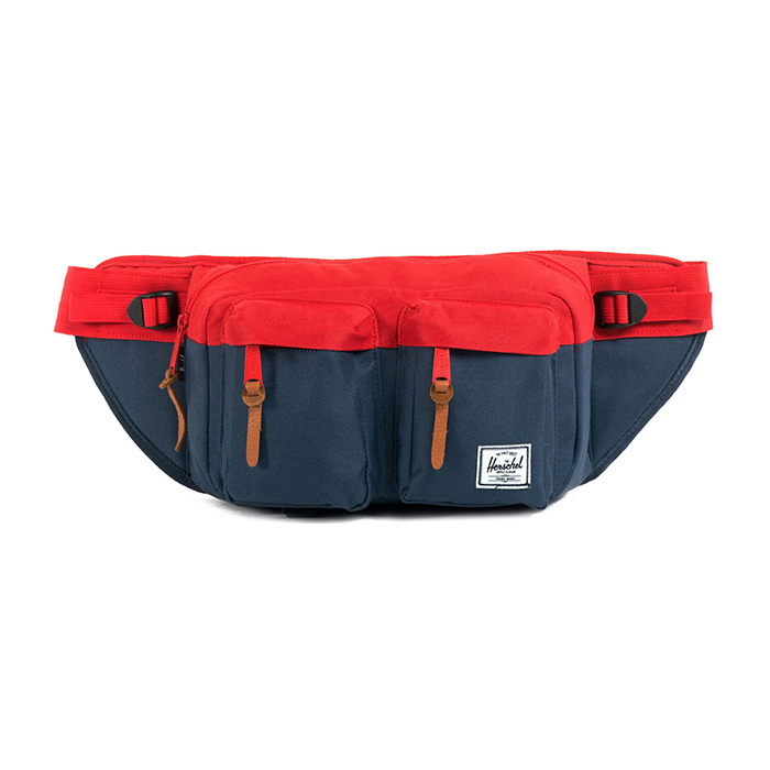 Herschel Eighteen Hip Pack - Navy / Red