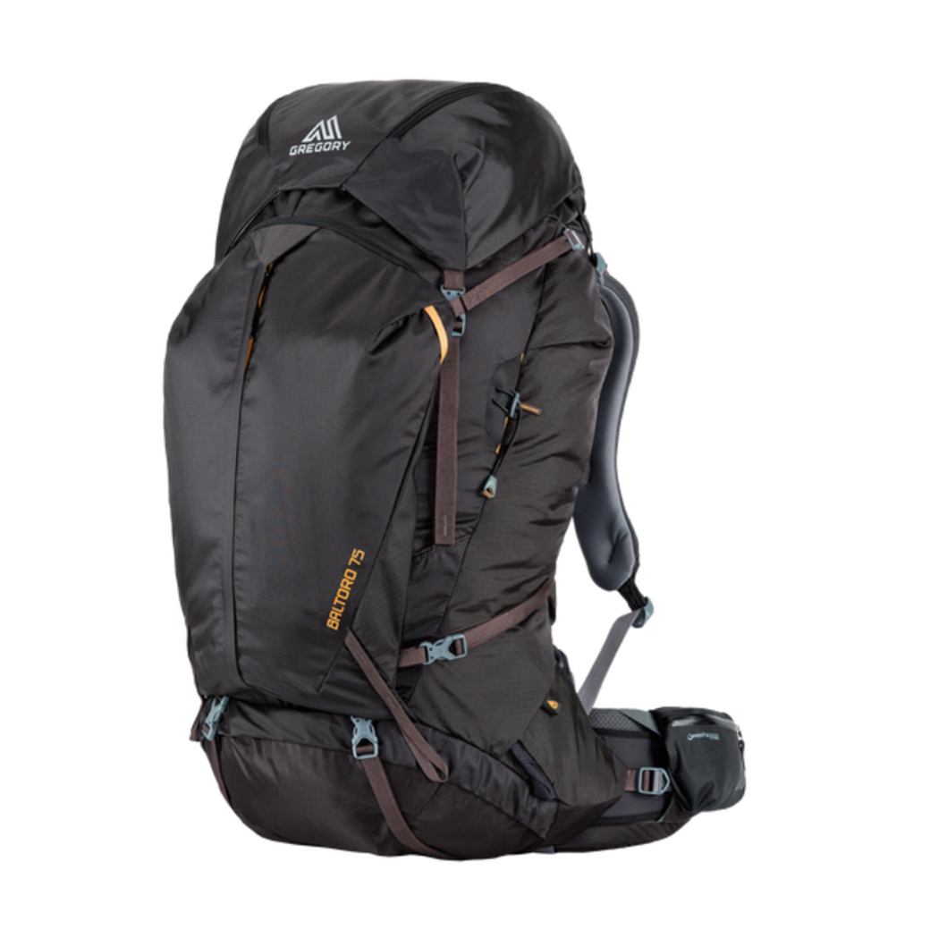 GREGORY Baltoro 75 A3 for Men - Shadow Black