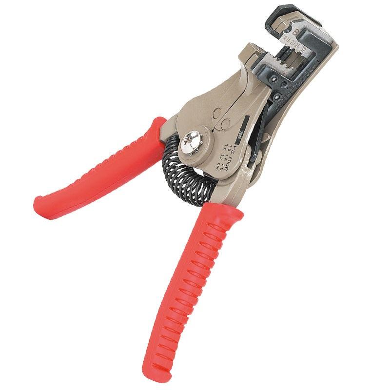 HS-700B Self-Adjusting insulation Wire Stripper Cutter range 0.25-2.5mm2