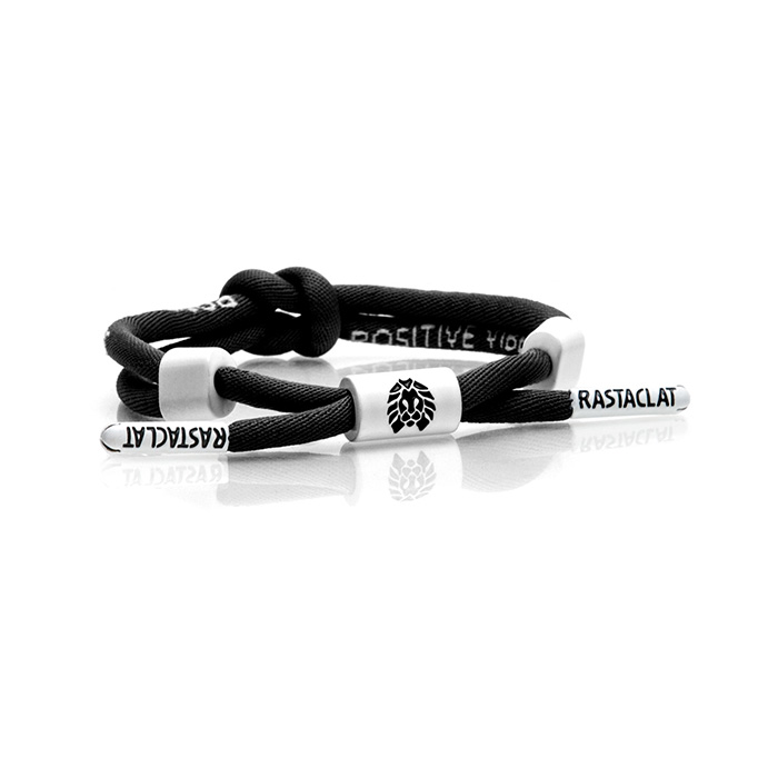 Rastaclat Knotaclat - Positive Vibes - Black