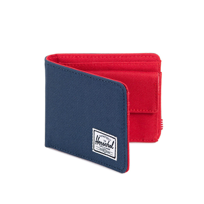 Herschel Roy Wallet | Coin - Navy/Red