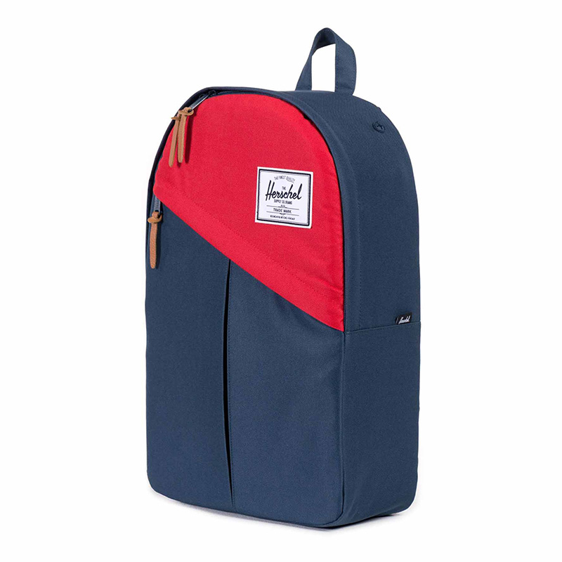 Herschel Parker Backpack - Navy / Red