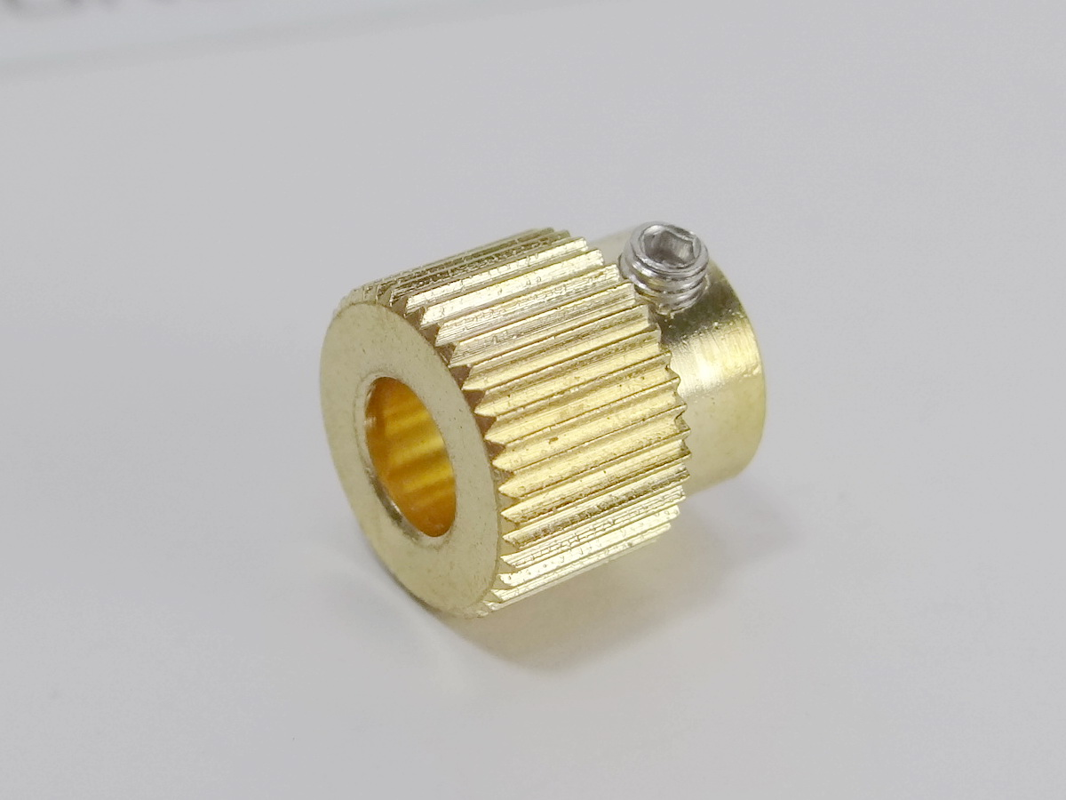 Extruder gear 40 tooth 40 teeth for 3D printer