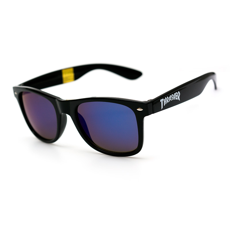 Thrasher Hometown Sunglasses - Black