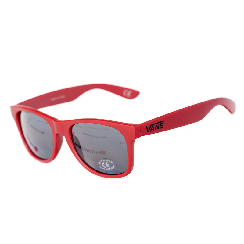 Vans Spicoli 4 Sunglasses - Red Dahlia