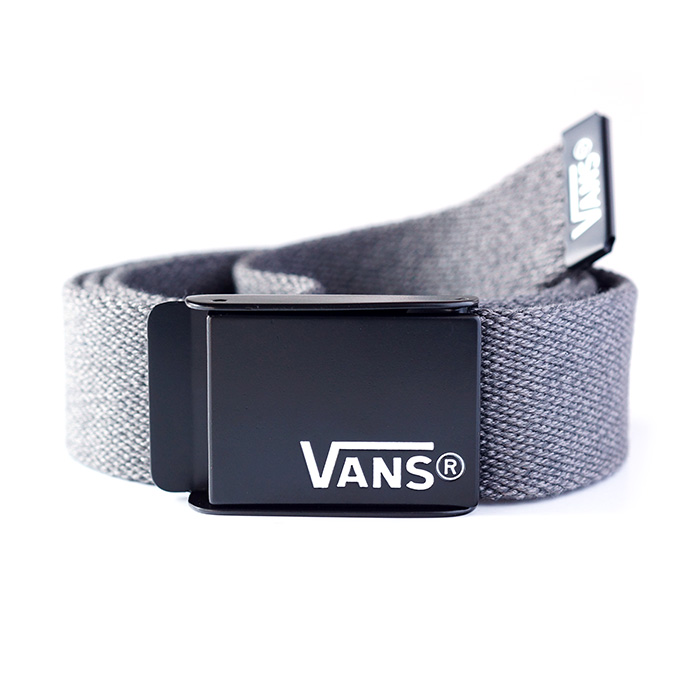 Vans Deppster Web Belt - Charcoal Heather
