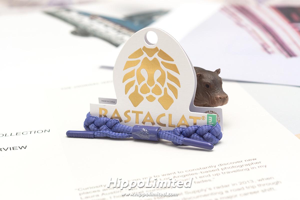 สายรัดข้อมือ Rastaclat Miniclat - Amethyst