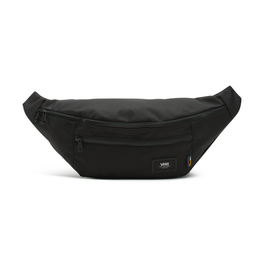 Vans Ward Cross Body Pack - Black / Black