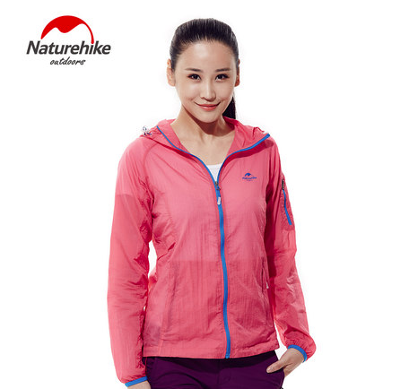 Nature hike Quick Dry Breathable jacket - Rose Pink