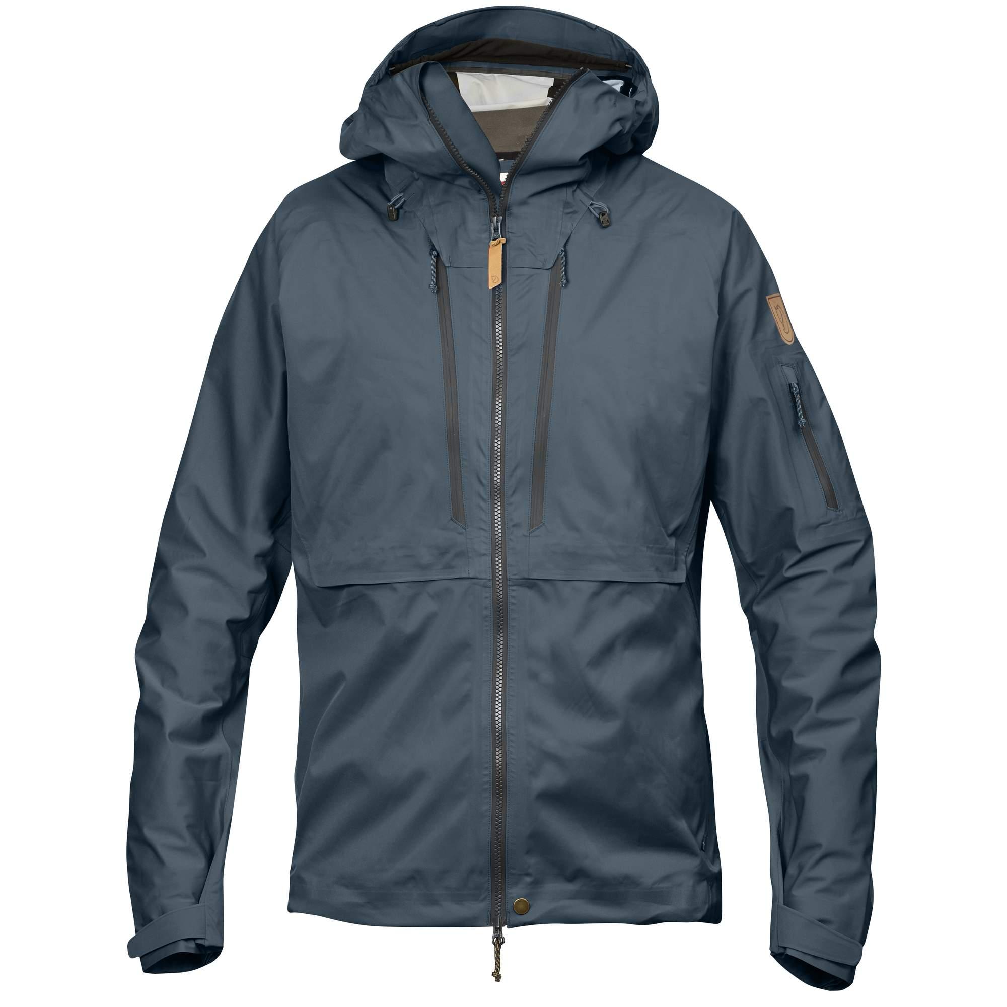 Fjallraven Keb Eco-Shell Jacket - Dusk