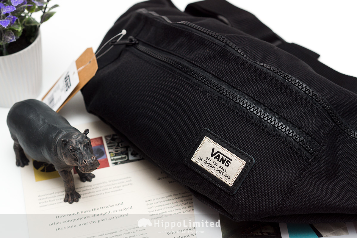 Vans Ward Cross Body Pack - Black