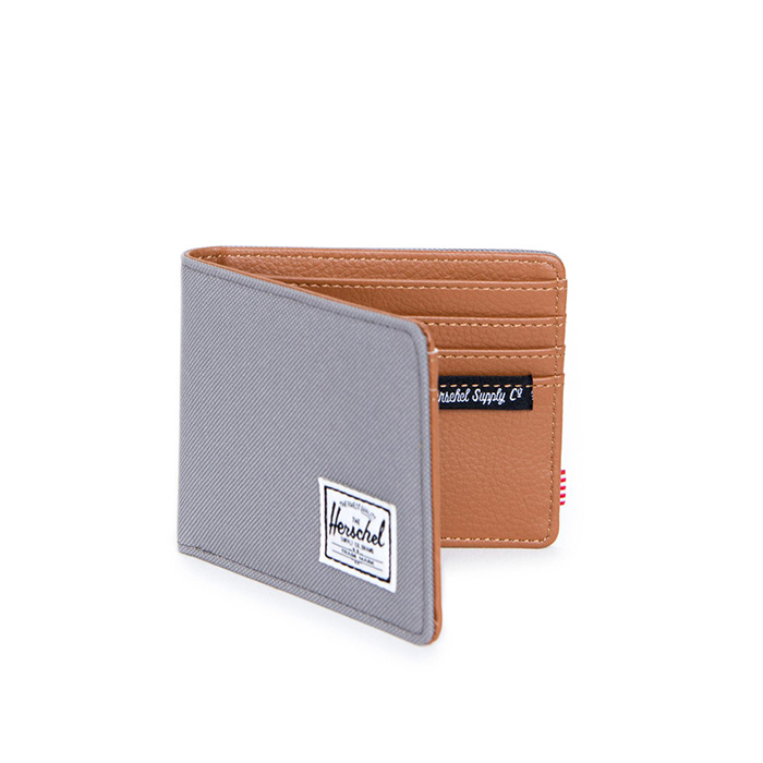 Herschel Hank Wallet - Grey