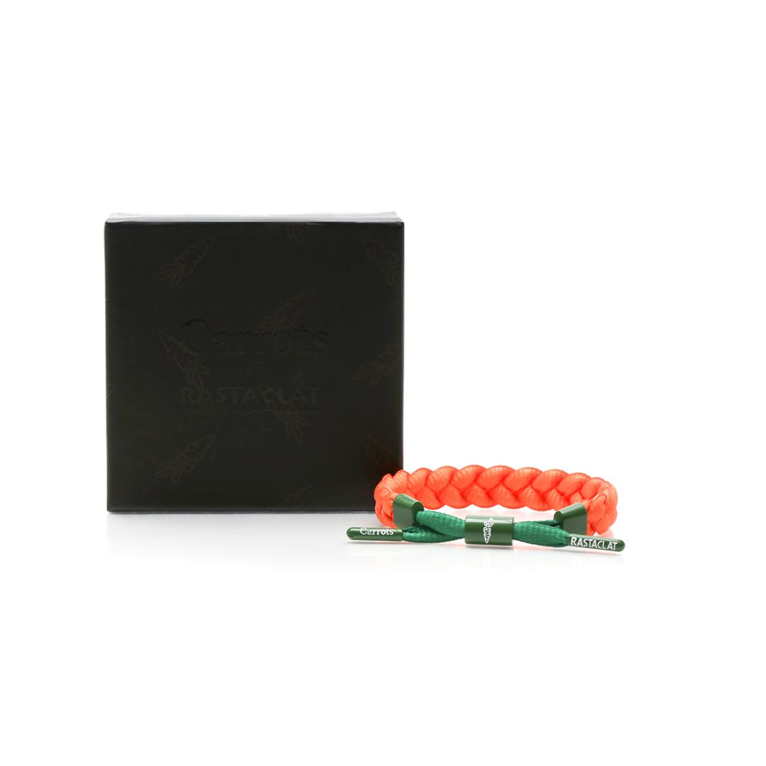 Rastaclat x Carrots - รูปคู่กล่อง