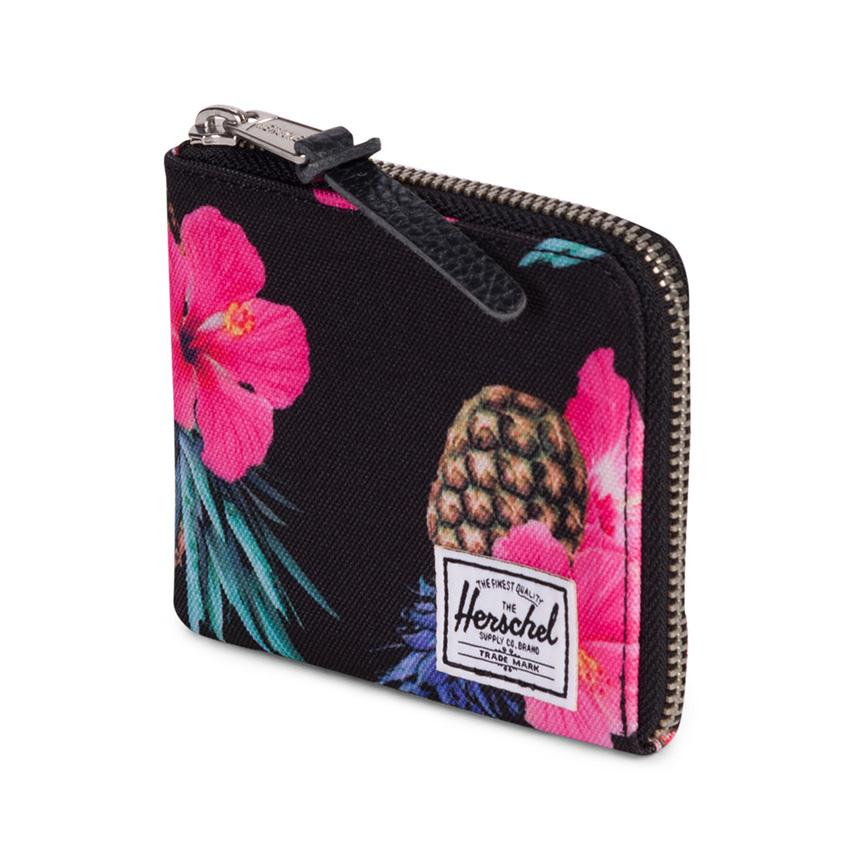Herschel Johnny Wallet - Black Pineapple / RFID - ด้านข้าง