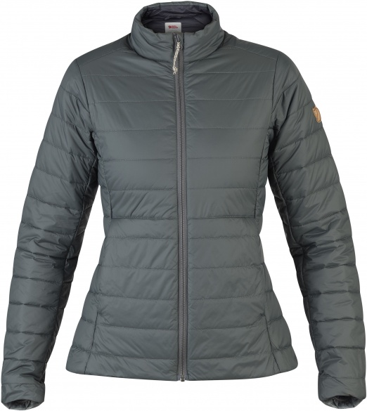 Fjällräven Keb Lite Padded jacket for Women - Stone Grey
