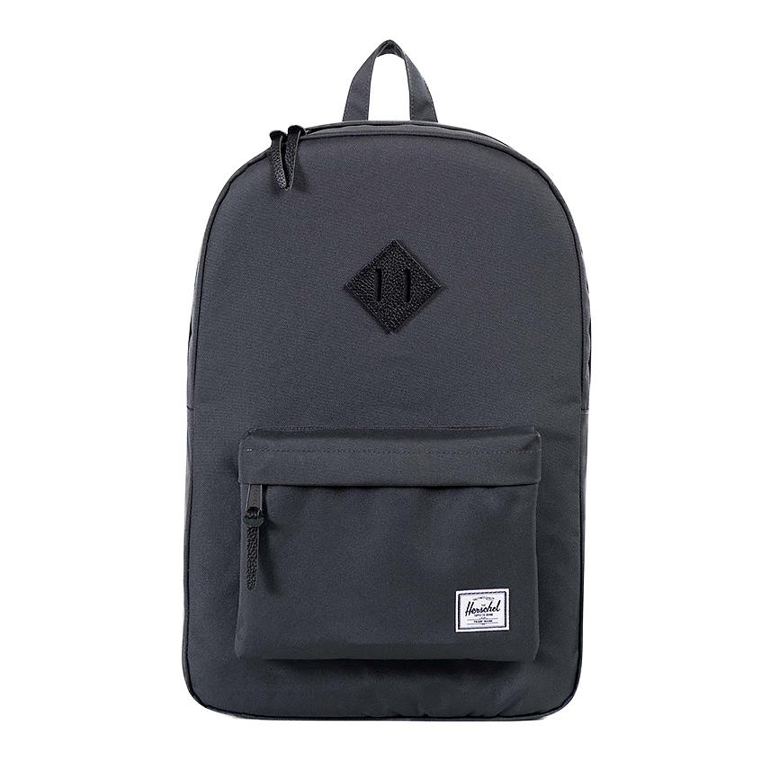 Herschel Heritage Backpack - Dark Shadow / Black