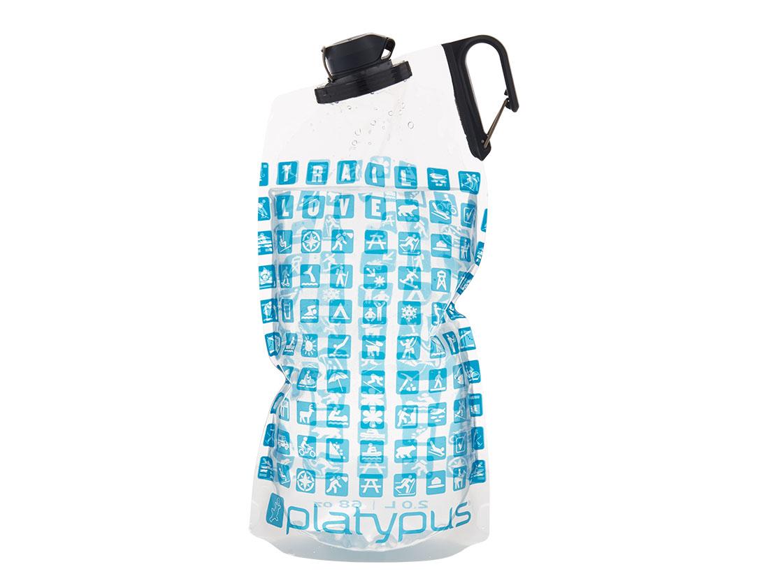 Platypus l Duolock Bottle 2L - Trail Love