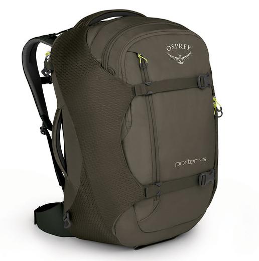 Osprey Porter 46 - Grey