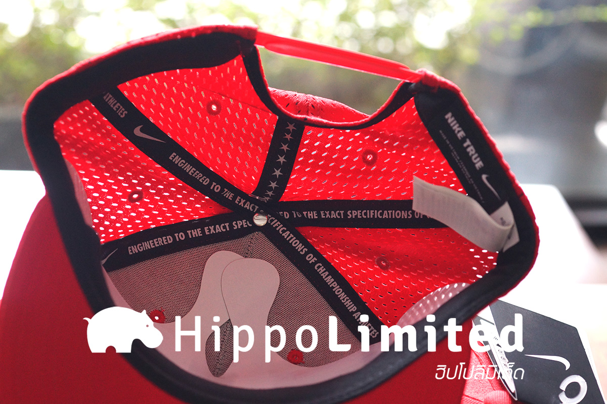 Nike Air Pivot True Snapback - University Red/Black