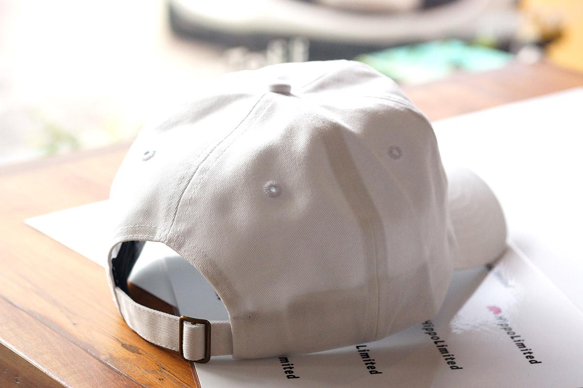 Thrasher Flame Logo Strapback Hat - White