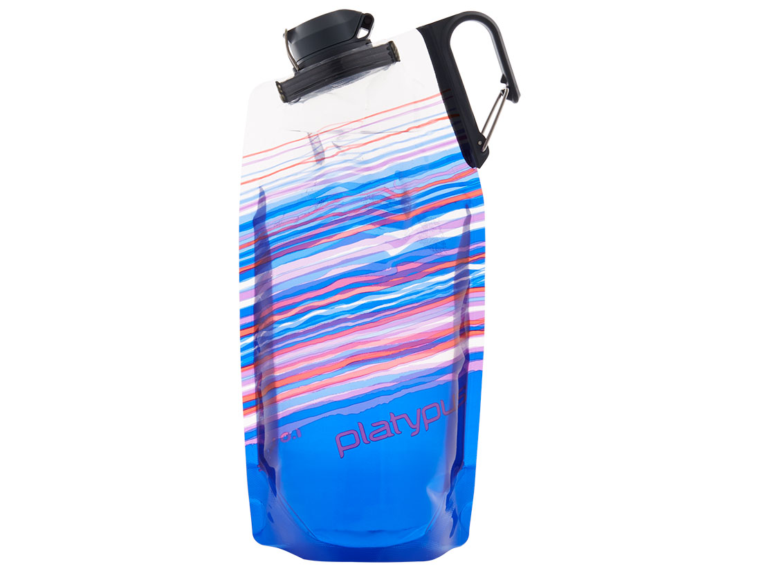 Platypus l Duolock Bottle 0.75L - Blue Skyline