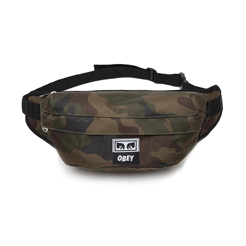 Obey Drop Out Sling - Field Camo