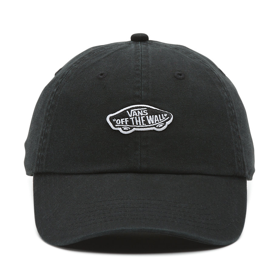 Vans Court Side Baseball Cap - Black